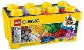 Lego ; Classic Medium Creative Brick Box 10696
