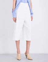 Dion Lee Cropped crepe trousers