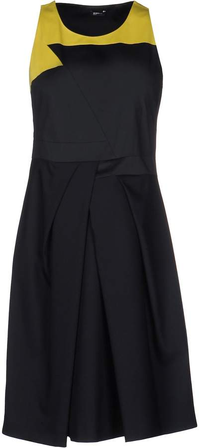Jil Sander Navy Short dresses
