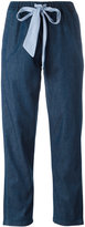 Semi-Couture Semicouture - tapered jeans - women - Cotton - 26