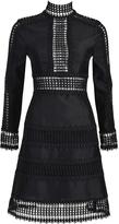 Thurley Salvador Mini Lace Panel Dress