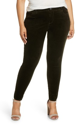 KUT from the Kloth Diana Cord Skinny Jeans (Plus Size)