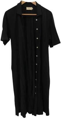 MAISON KITSUNÉ Black Cotton Dresses