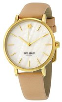 Kate Spade Women's 1YRU0073 Classic Gold-Tone Watch by