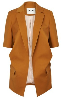 Maison Rabih Kayrouz Short sleeved jacket