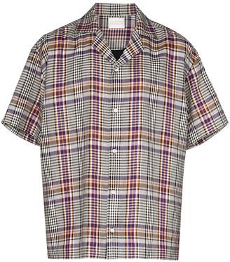 Lou Dalton Check Button-Down Shirt