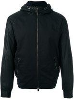 Drome hooded zipped jacket - men - Cotton/Sheep Skin/Shearling/Polyester/Viscose - S