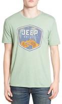 Lucky Brand Men's Jeep Spirit Graphic T-Shirt