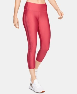 Under Armour Women's HeatGear Ankle Leggings