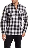 Zanerobe Long Sleeve Plaid Flannel