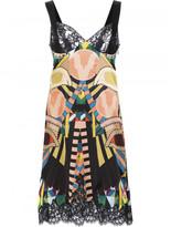 Givenchy sleeveless printed dress