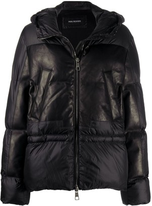 Neil Barrett Insertion padded jacket