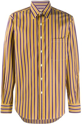Cobra S.C. Long Sleeved Striped Shirt