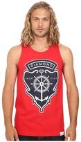 Diamond Supply Co. Yacht Crest Tank Top