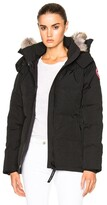 Canada Goose Chelsea Parka with Coyote Fur
