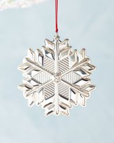 Gorham 2017 48th-Edition Snowflake Ornament