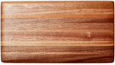 Phil Gautreau Wood Design Rectangle Cutting Board, Brown