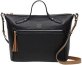 Radley Postman's Park Leather Large Grab Bag, Black