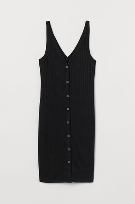 H&M Ribbed dress