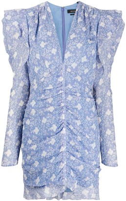 Isabel Marant Etya floral print dress