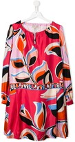 Emilio Pucci Junior TEEN abstract print dress