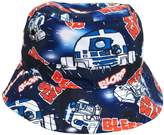 Concept One Star Wars R2D2 Movie Cartoon Galaxy Bucket Youth Sublimated Hat Crusher