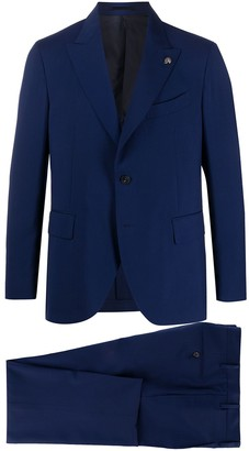 Gabriele Pasini Slim-Fit Single Breasted Suit