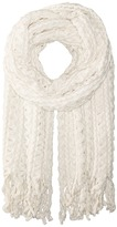Steve Madden Braided Bunch Oversize Muffler
