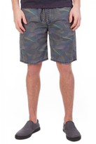 UNIONBAY Wave Printed Short