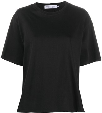 Proenza Schouler White Label cut-out back T-shirt