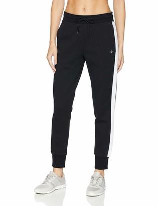 Core 10 Amazon Brand Women's Motion Tech Fleece Relaxed Fit Jogger Sweatpant