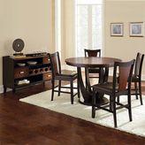 Branton home Oakton 6-piece Counter Dining & Buffet Set