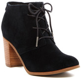 Toms Lunata Lace-Up Bootie