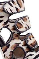 Chrissie Morris Delilah Leopard Platform
