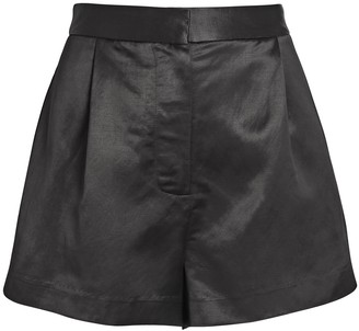 Intermix Eden Satin Shorts