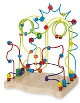 Hape Funny Face Activity Toy