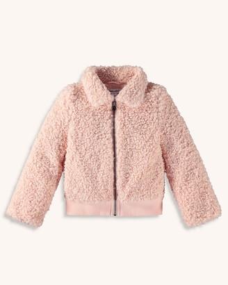 Splendid Little Girl Faux Fur Jacket