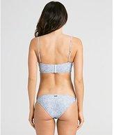 Billabong Women's Denim Daze Tropic Bikini Bottom