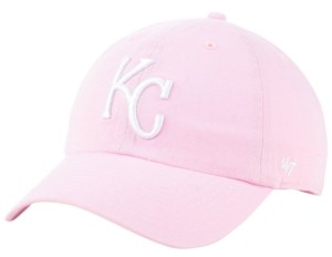 '47 Kansas City Royals Pink Clean Up Cap