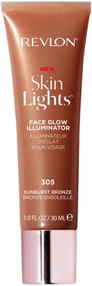 Revlon Skinlights Face Glow Illuminator 30Ml Sunburst Bronze