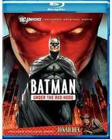 Batman: Under the Red Hood [Special Edition] [Blu-ray]