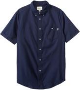 rhythm Men's Studio Oxford Short Sleeve Shirt 8136552