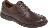 Dunham Dark Brown RevCandor Leather Loafer - Men