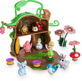 Disney Animators' Collection Littles Tinker Bell Micro Doll Play Set - 2''