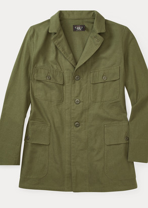 Ralph Lauren Cotton Dobby Jacket