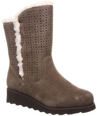 BearPaw Lillian Genuine Sheepskin Fur Lined Boot