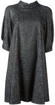 Kenzo funnel neck sweater dress