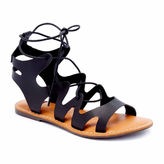 N.Y.L.A. Suzoee Womens Flat Sandals