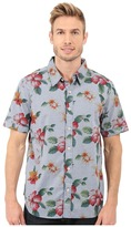True Grit Island Time Short Sleeve Shirt w/ Contrast