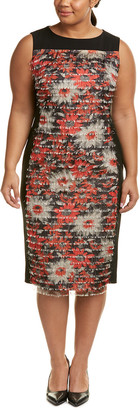 Marina Rinaldi Plus Sheath Dress